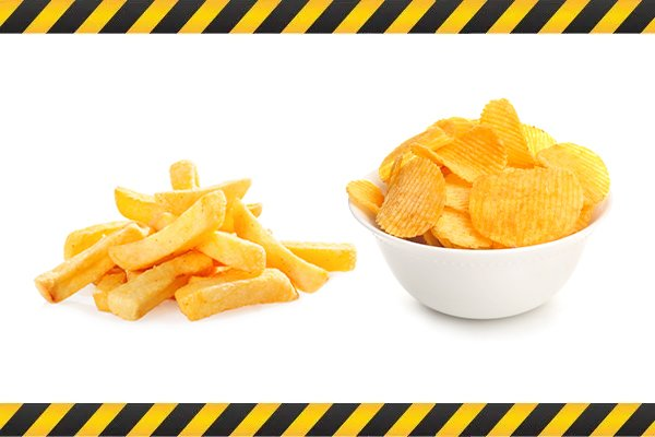 dangerous-food-fries-chips-fast-food