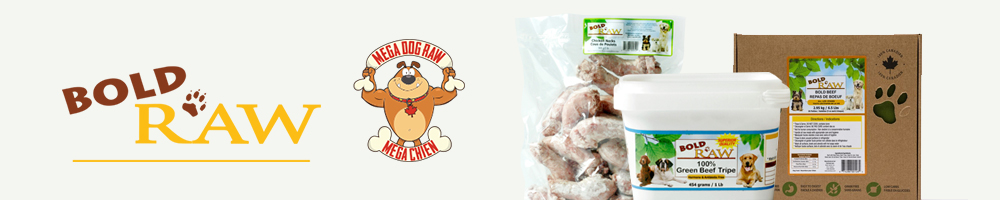 Bold Raw Dog Food