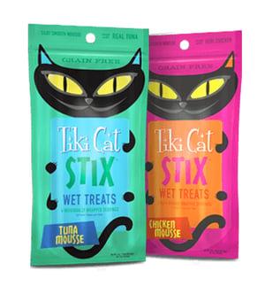 Tiki Cat Stix