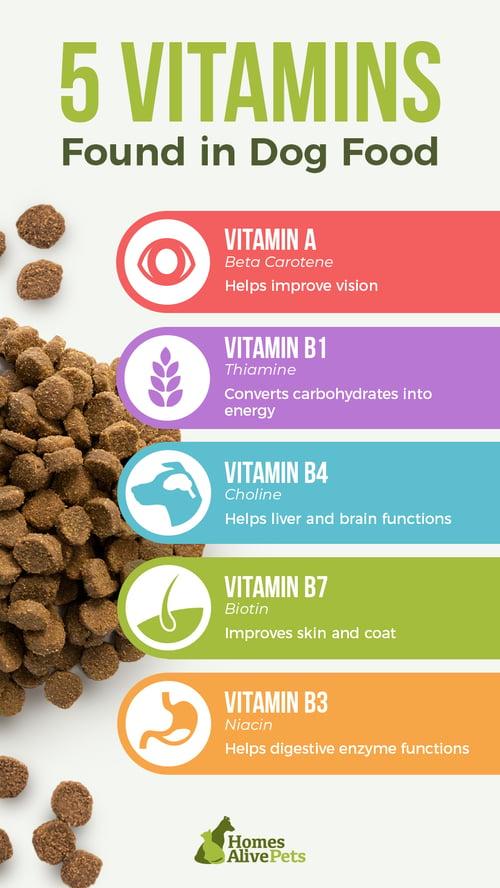Vitamins-in-Dog-Food