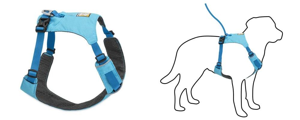 Back-Hook Harnesses