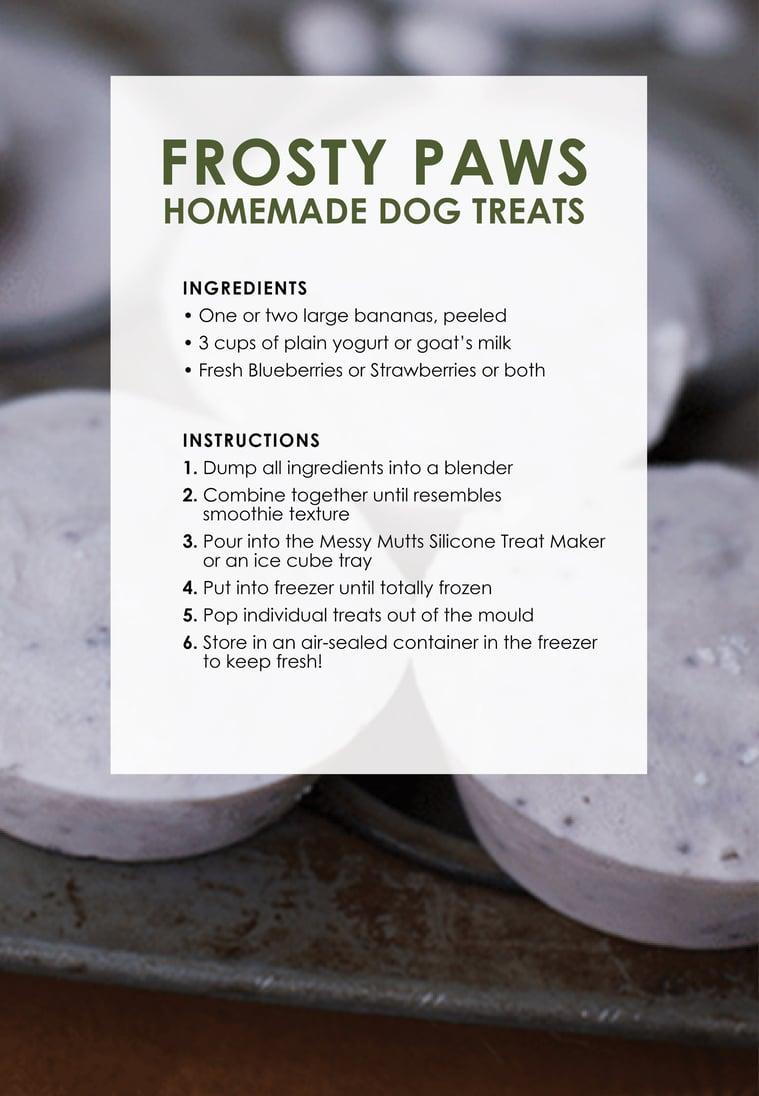 Dog Treat Recipes_round36