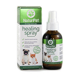 Naturpet Healing Spray