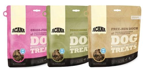 Acana Freeze-Dried Dog Treats