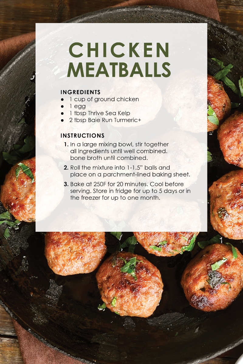 Dog Treat Recipes_ChickenBallsS