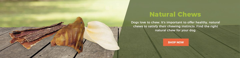 Natural Chews