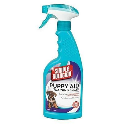 Simple Solution Puppy Attractant